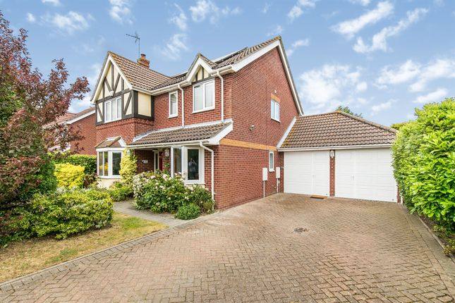 Thumbnail Detached house for sale in Beechgrove, Little Oakley, Harwich