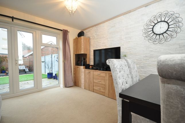Thumbnail Terraced house to rent in Chandlers Field Drive, Haywards Heath