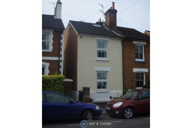 Thumbnail Semi-detached house to rent in Markenfield Road, Guildford