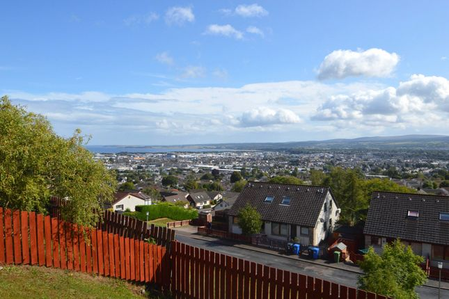Thumbnail Terraced house for sale in Balnafettack Crescent, Inverness, Inverness-Shire