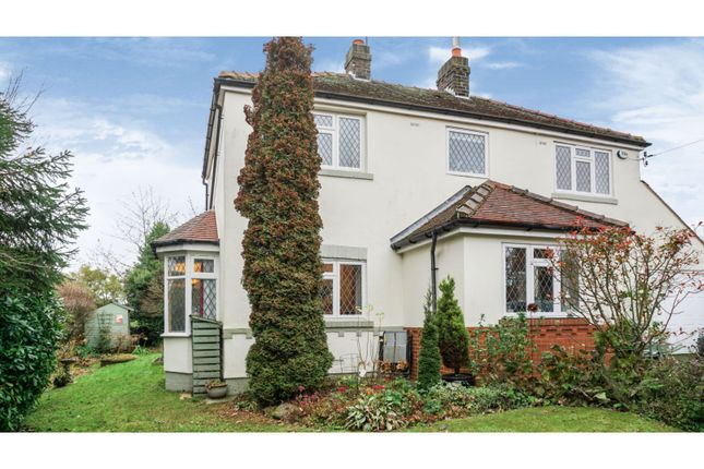 Thumbnail Detached house for sale in Long Line, Sheffield
