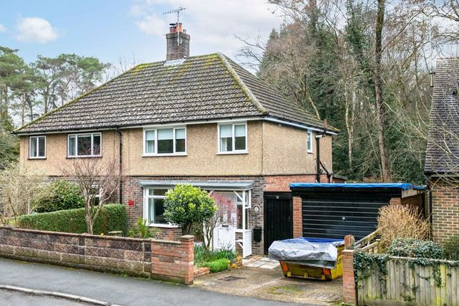 Thumbnail Semi-detached house for sale in Post Horn Lane, Forest Row
