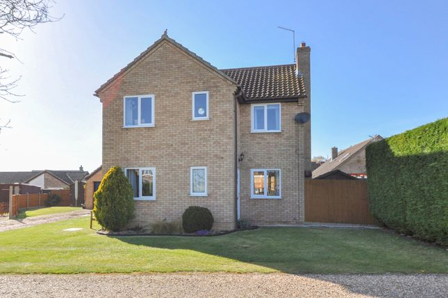 Thumbnail Detached house for sale in Hawthorn End, Alconbury, Huntingdon