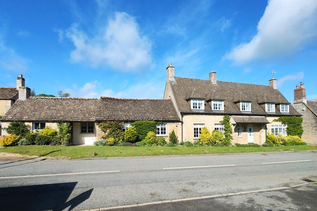 Thumbnail Detached house for sale in Main Street, Ufford, Stamford