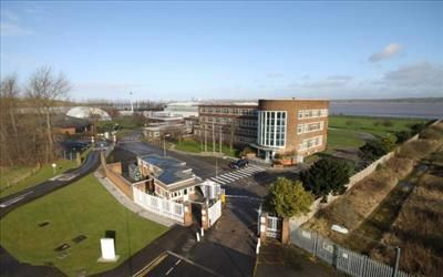 Thumbnail Office to let in Victoria House, Mersey Wharf Business Park, Dock Road South, Wirral International Business Park, Bromborough, Wirral