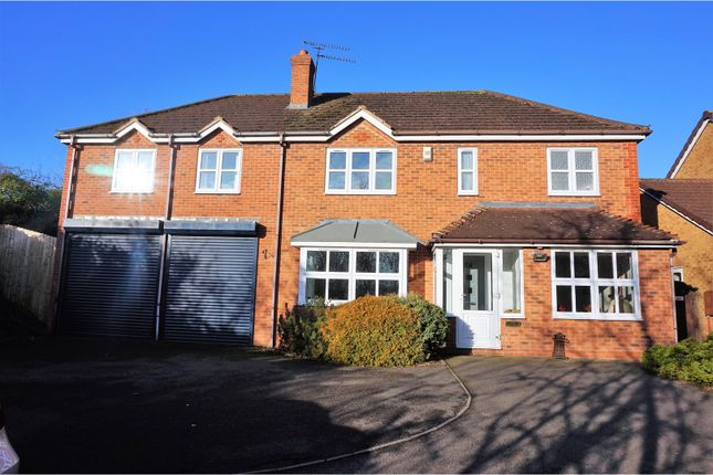 Thumbnail Detached house for sale in Peart Drive, Studley