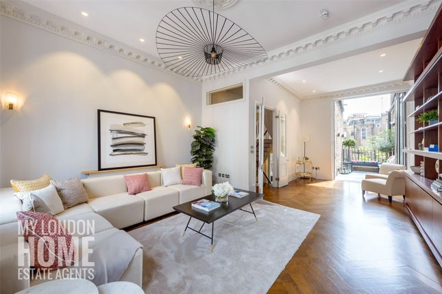 Thumbnail Terraced house for sale in Sussex Street, Pimlico