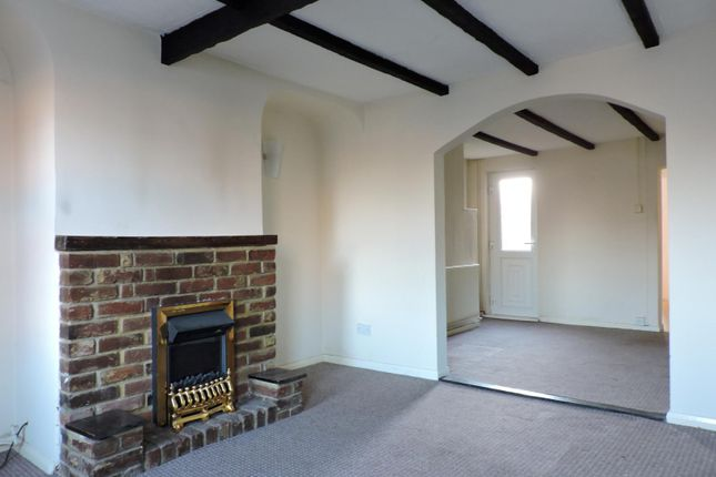 Thumbnail Terraced house to rent in Trinity Street, Fareham