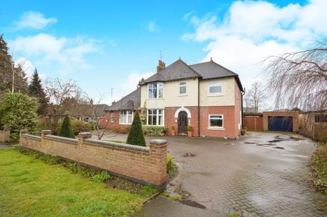 5 bed detached house for sale in Lubenham Hill, Market Harborough, Leicestershire, .