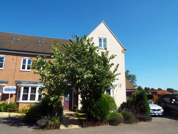 4 bed semi-detached house for sale in Watlington, King's Lynn, Norfolk