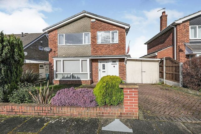 Thumbnail Detached house to rent in Hakehill Close, Doncaster