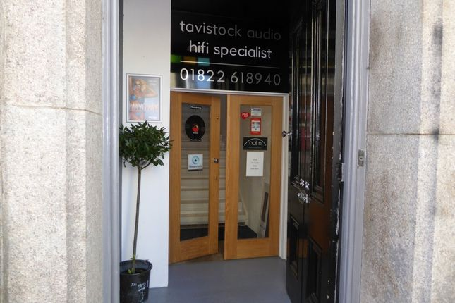 Thumbnail Land to rent in Town Steps, West Street, Tavistock
