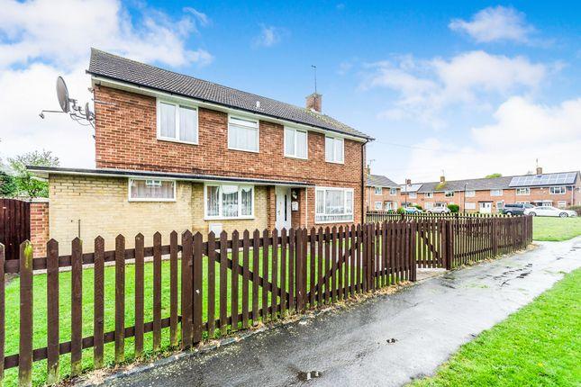 Thumbnail Semi-detached house for sale in Blakeney Road, Millbrook, Southampton