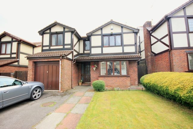 4 bed detached house to rent in Satinwood Close, Ashton-In-Makerfield, Wigan