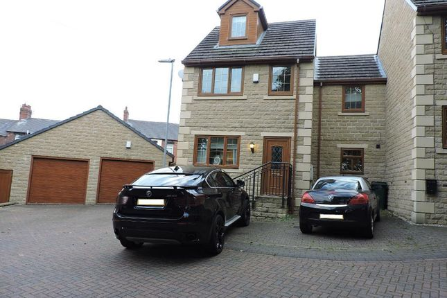 Thumbnail Link-detached house for sale in Wells Street, Darton, Barnsley