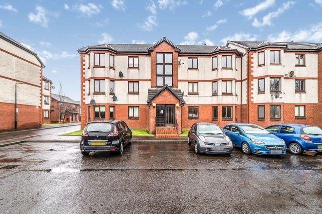 Thumbnail Flat for sale in Waverley Crescent, Livingston, West Lothian