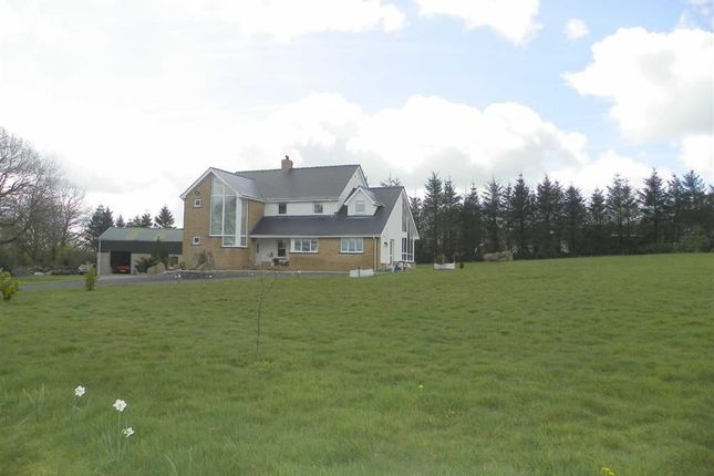 Thumbnail Detached house for sale in Hermon, Glogue