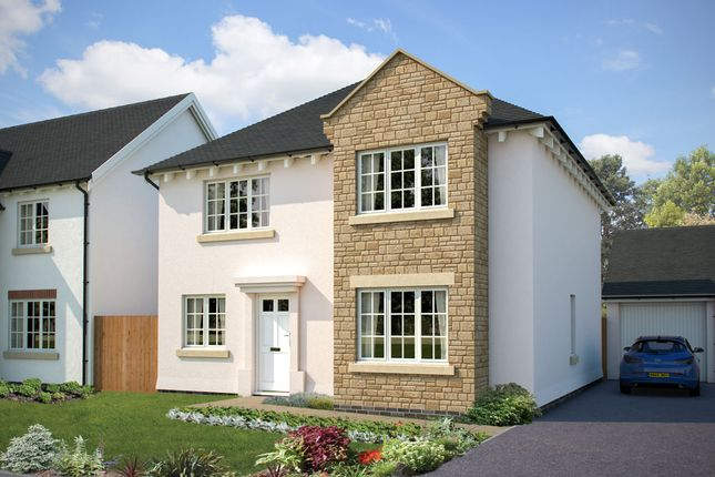 "Thumbnail Detached house for sale in ""The Canterbury"" at Fremington, Barnstaple, Devon, Fremington"