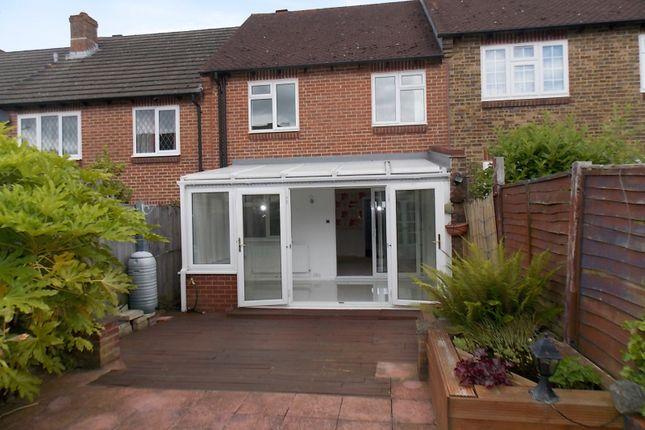 Thumbnail Terraced house to rent in Barlavington Way, Midhurst