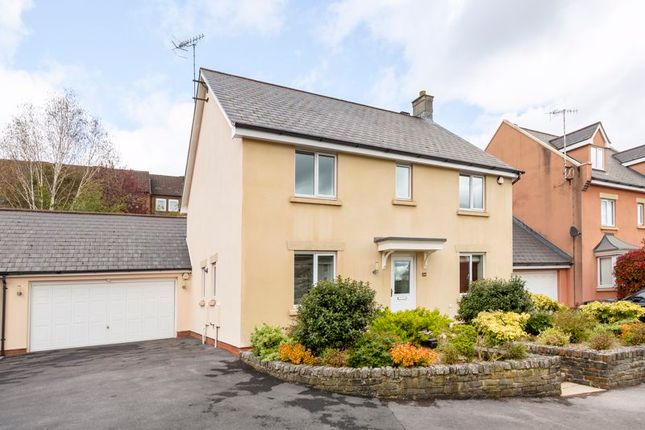 Thumbnail Link-detached house for sale in Well Close, Long Ashton, Bristol