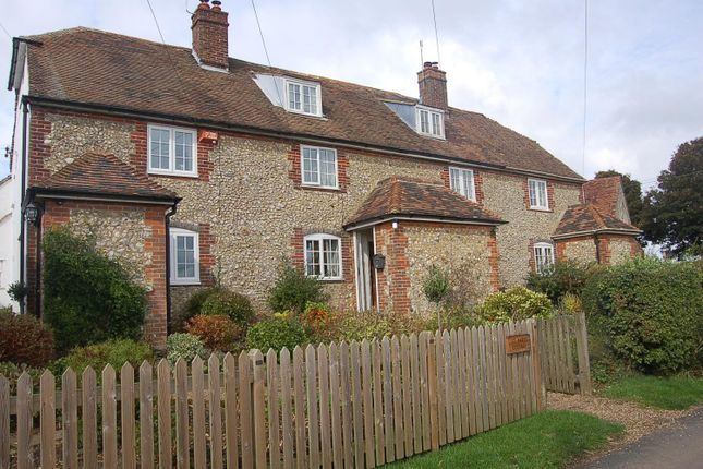 Thumbnail Cottage to rent in Church Lane, Stelling Minnis, Canterbury