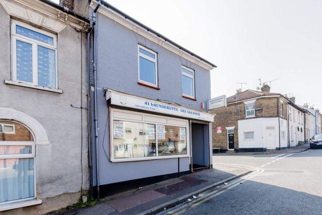 Thumbnail Retail premises for sale in Ordnance Street, Chatham