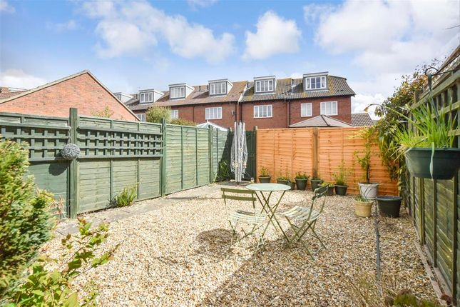 Thumbnail Terraced house for sale in The Darlingtons, Rustington, West Sussex