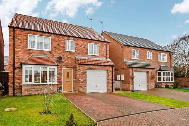 4 bed detached house for sale in St. Chads Way, Barton-Upon-Humber DN18