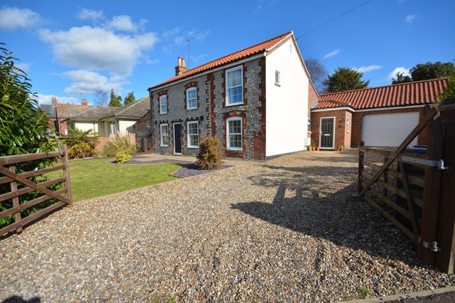 Thumbnail Detached house for sale in Station Road North, Belton, Great Yarmouth