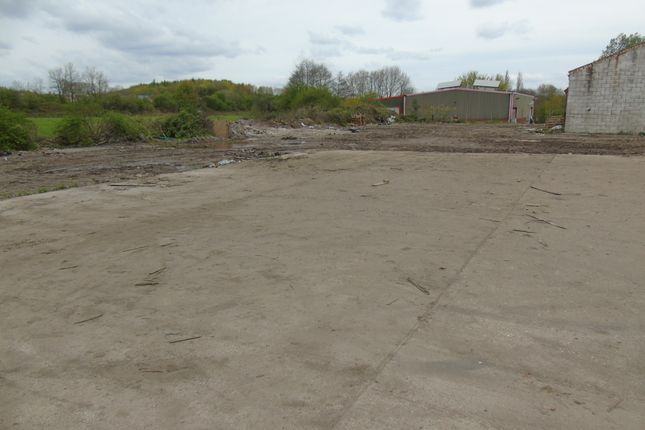 Thumbnail Land for sale in Stonebroom Industrial Estate, Alfreton