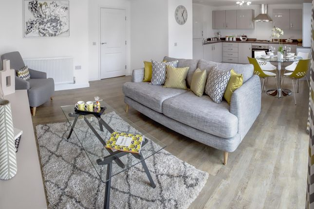 "Thumbnail Flat for sale in ""Erskine"" at Clippens Drive, Edinburgh"