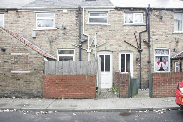 Thumbnail Terraced house for sale in Pont Street, Ashington, Northumberland