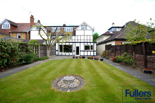 Thumbnail Semi-detached house for sale in Dryden Road, Enfield