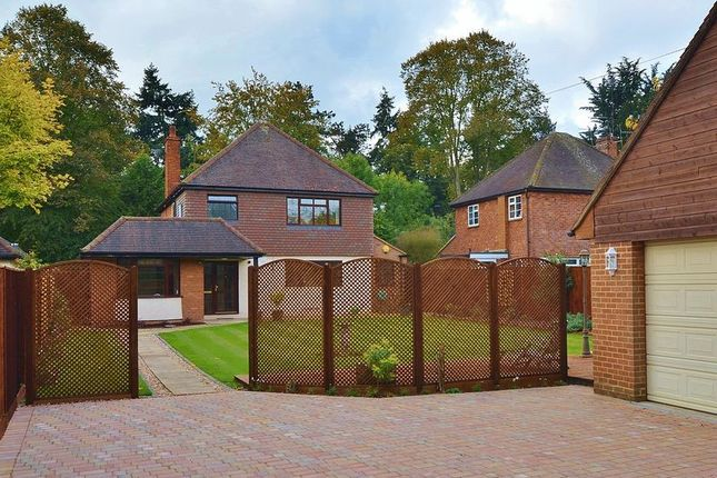 Thumbnail Detached house for sale in Burkes Close, Beaconsfield