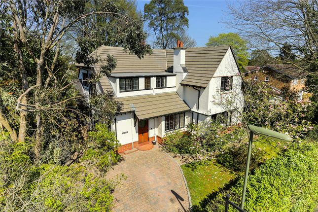 Thumbnail Detached house for sale in Ashwood Road, Woking, Surrey