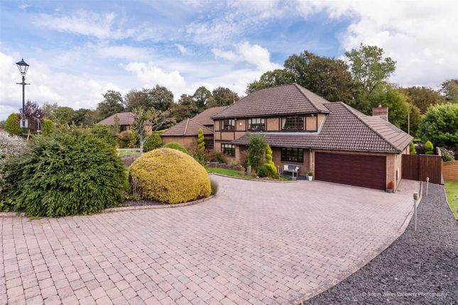 Thumbnail Detached house for sale in St. Annes Court, Talygarn, Pontyclun