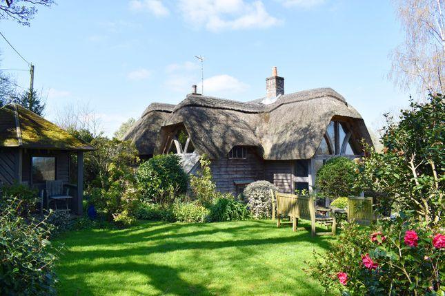Thumbnail Cottage for sale in Purlieu Lane, Godshill, Fordingbridge