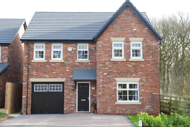 """Thumbnail Detached house for sale in """"The Harley"""" at Grange Drive, Carlisle"""