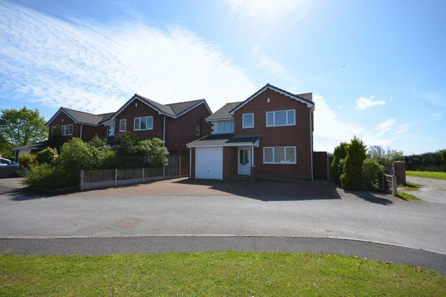 Thumbnail Detached house for sale in 1 Chelwood Close, Preesall, Poulton-Le-Fylde