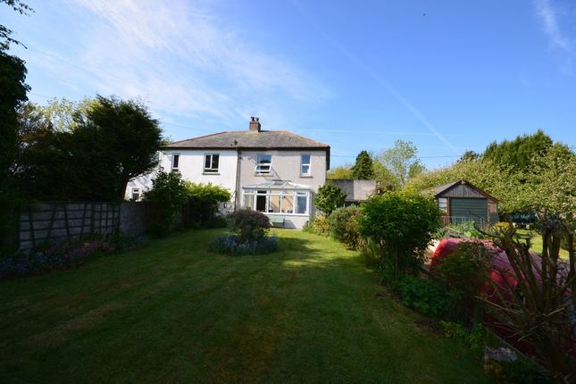 Thumbnail Semi-detached house for sale in St. Clement, Truro