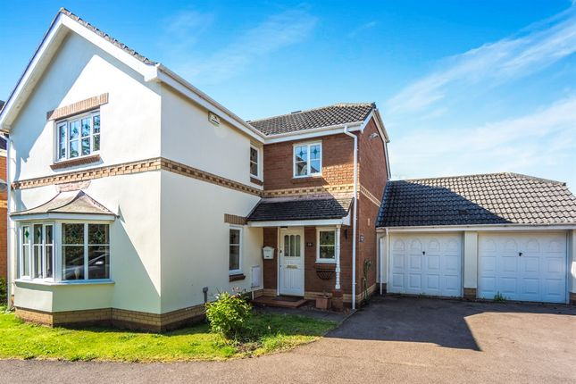 Thumbnail Detached house for sale in Kingswood Road, Monmouth