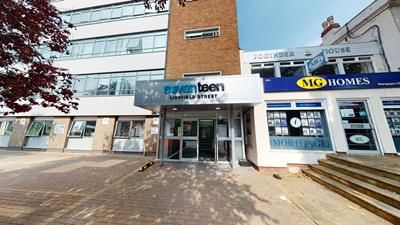 Thumbnail Office to let in Lichfield Street, Walsall