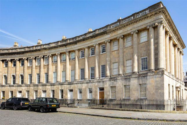 Thumbnail Maisonette for sale in Royal Crescent, Bath