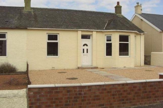 Thumbnail Semi-detached house to rent in Lansdowne Road, Ayr
