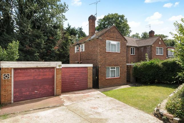 Thumbnail Semi-detached house for sale in Virginia Water, Surrey