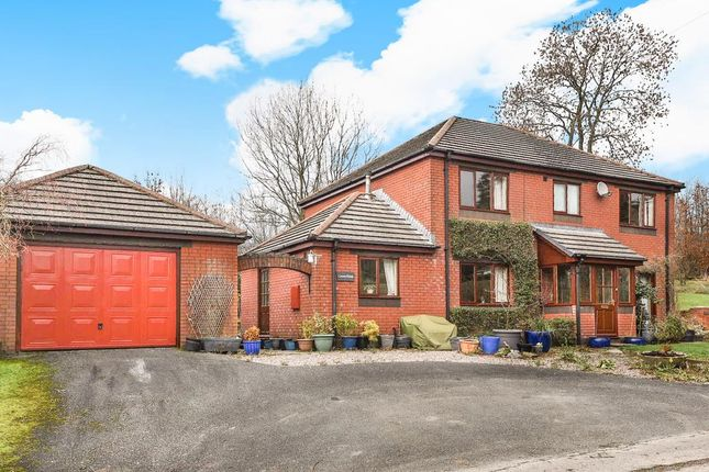 Thumbnail Detached house for sale in Dolau, Llandrindod Wells