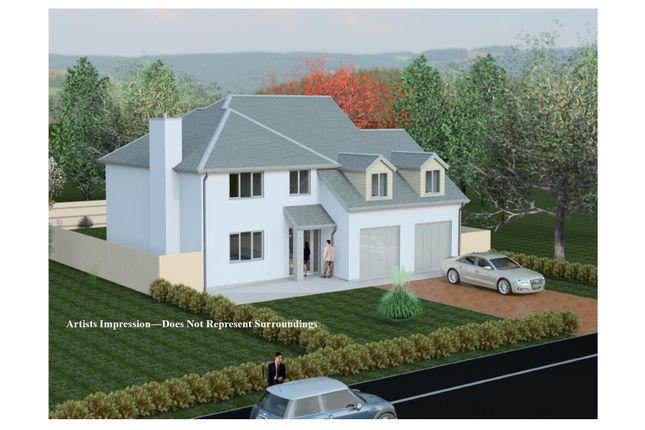 Detached house for sale in Trevarthian Road, St Austell, St. Austell