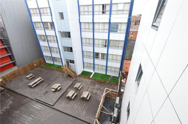 Courtyard of Bradshawgate, Bolton BL1