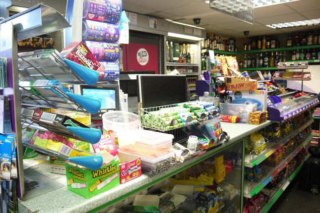 Thumbnail Retail premises for sale in Off License & Convenience DE21, Chaddesden, Derbyshire