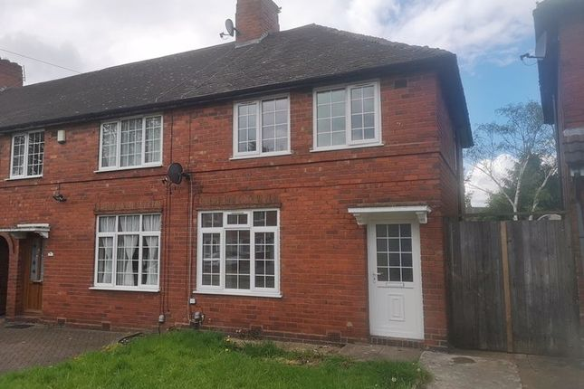 3 bed semi-detached house to rent in Wingfield Road, Great Barr, Birmingham B42
